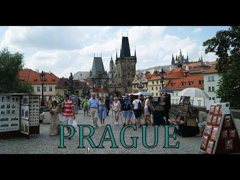 One day in Czech Prague - Однажды в Чешской Праге - UNESCO