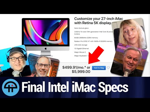 We Spec Out the Final Intel iMac