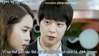 [Vietsub + Rom + Hangul] The Empty Space For You (OST Miss Ripley) - Micky Yoochun (DBSK)