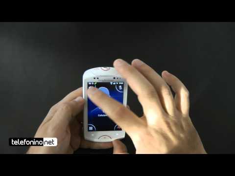 Sony Ericsson Live Walkman videoreview da Telefonino.net