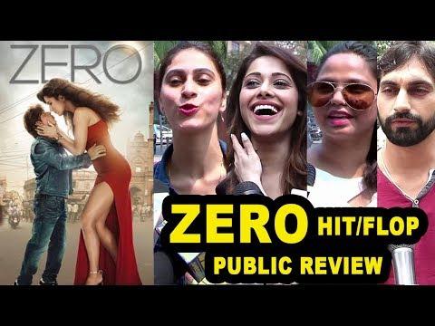 Zero movie Hit/Flop Honest Review By Public- Shahrukh Khan,Katrina Kaif,Anushka Sharma