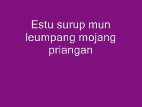 NIning  Meida - Mojang Priangan (Lyrics) Lagu Sunda