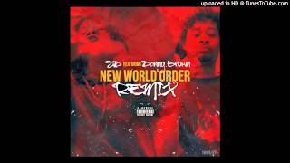 SD Ft Danny Brown - New World Order (Remix)