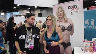 Gambar cover MILF Cory Chase: Best Interview! F*ck My Step Mom Popularity, Real Sex vs Porn Sex