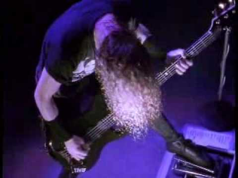 Metallica - Jason Bass solo/To Live is to die '89