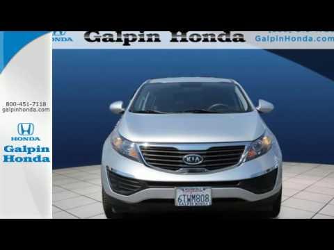 Used 2012 Kia SPORTAGE Los Angeles San Fernando Valley, CA #H160608A