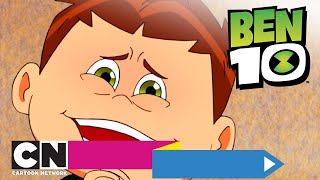 Ben 10   Bitwa pod Wielkim Koszem   Cartoon Network