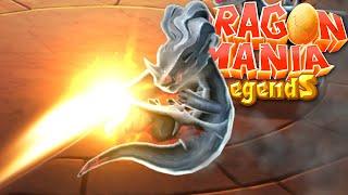 Dragon Mania Legends - BATTLES!!
