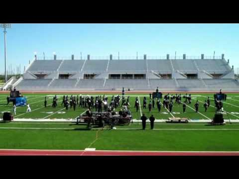 Angleton High School Band UIL Marching Contest 2016