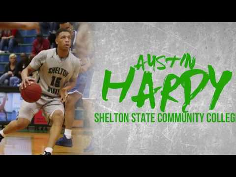 Austin Hardy Shelton State Community College