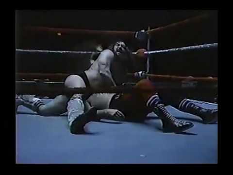 Bruiser Brody vs  Ox Baker (1986)