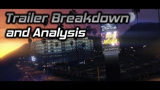 GTA Online: Casino DLC Trailer Breakdown and Analysis