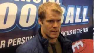 Panthers Tight End Greg Olson Comments On Steve Smith Situation
