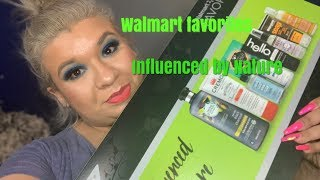 Walmart favorites influenced by nature box