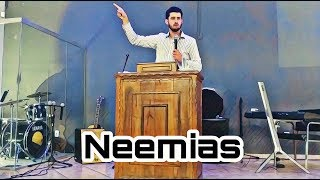 Neemias e as atitudes de um avivalista!!
