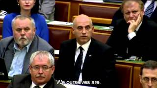 Viktor Orban speaks to Parliament After Paris Terror Attacks