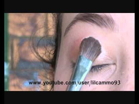 School Makeup: Blue Eyes Makeup Tutorial thumbnail