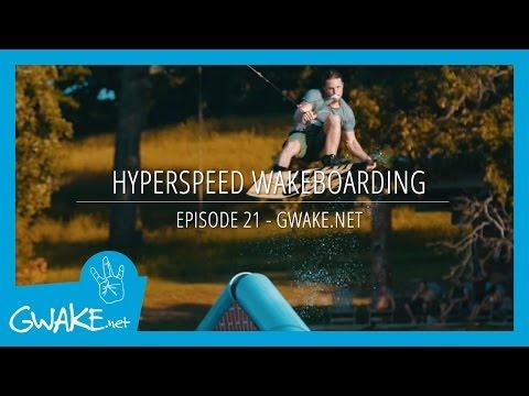 #21 - Hyperspeed Wakeboarding - Best Wakeboard Tricks (August 2015)