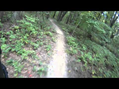 Mountain Biking at John Bryan State Park
