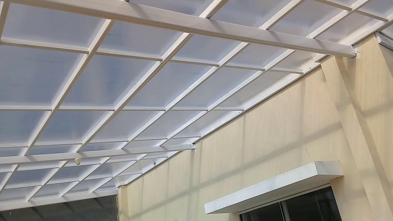 kanopi baja ringan di cat plafon youtube