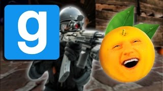 GMod Prop Hunt Funny Moments - THE ORANGEPOCALYPSE! (Garry