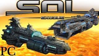 SOL Exodus Gameplay PC HD