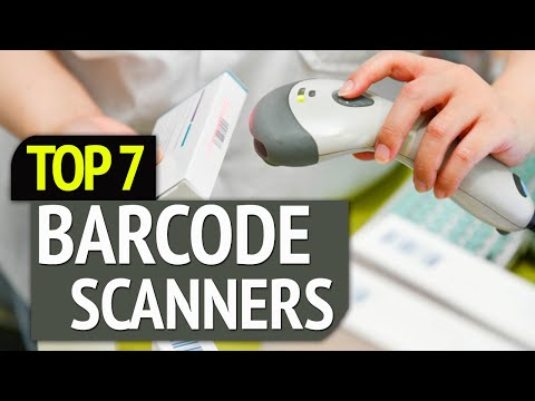 BEST BARCODE SCANNERS! (2020)