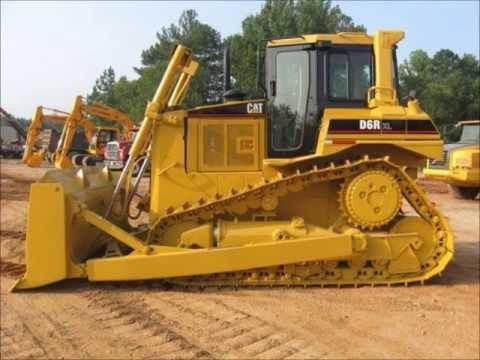 worlds largest caterpillar dozers youtube