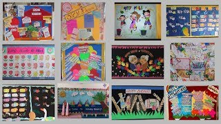 School decoration ideas || classroom decoration ||