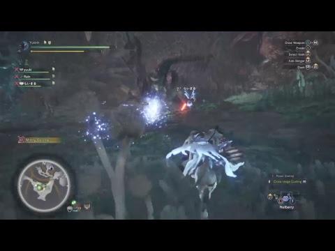 Monster Hunter World Farming Hunter Rank Part 1