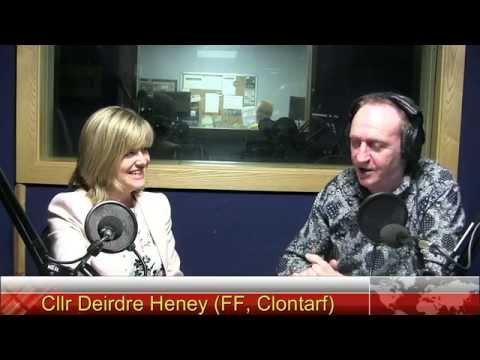 Cllr. Deirdre Heney - a strong female voice for Dublin Bay North.