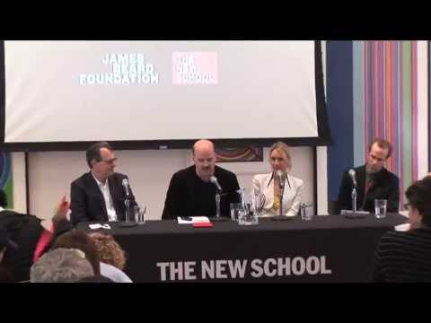 Dining + Design: Dan Barber, Laureen Barber and Architect Peter Guzy | The New School