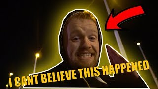 CHASED BY ANGRY GUYS FOR SNEAKING INTO HOTEL! It all went wrong..
