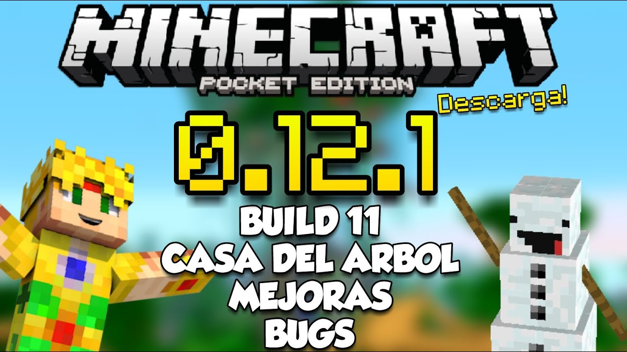 Minecraft pe build 11 casa del arbol for Casa moderna minecraft 0 12 1