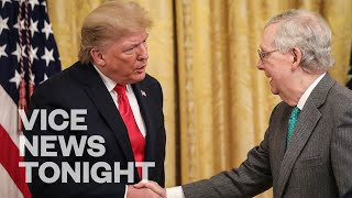 How Trump and Mitch McConnell Have Taken Over the U.S. Court System