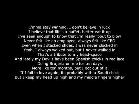 Russ - Pull The Trigger Lyrics