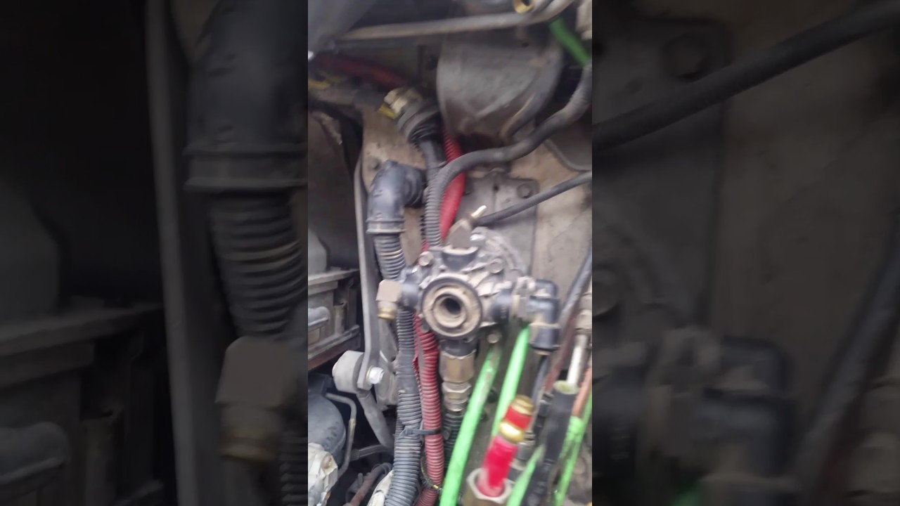 small resolution of foot valve columbia freightliner pt1