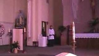 Music Excerpts - L. Mina Funeral Mass (1 of 2)