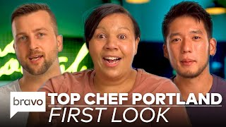 Your First Look at Top Chef Portland! | Bravo