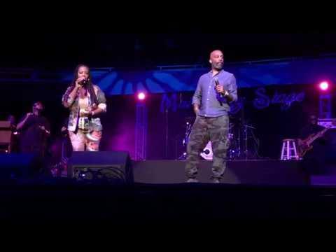 Lalah Hathaway & Rahsaan Patterson sing Michael Jackson's