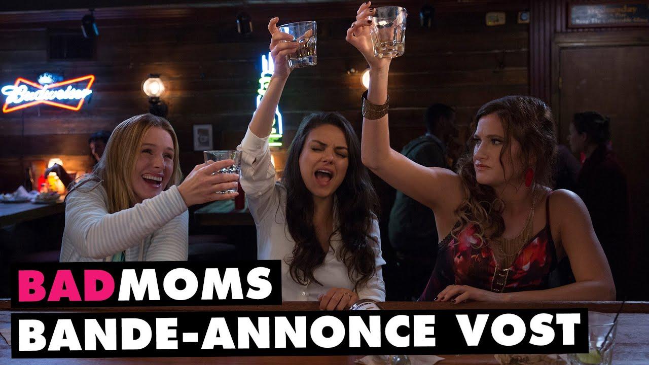 BAD MOMS BANDE ANNONCE OFFICIELLE VOST