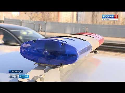 В Барнауле прошел совместный рейд ГИБДД и скорой помощи