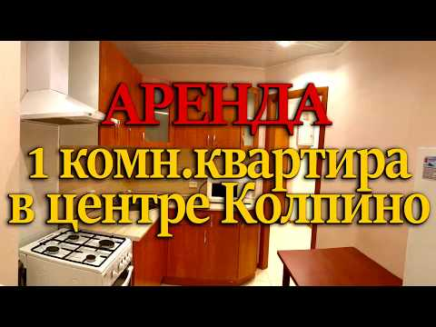 Снять квартиру в Колпино  1 комн квартира в Колпино   Аренда в Колпино   Ул. Веры Слуцкой