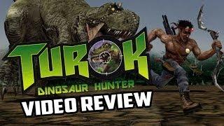 Game | Retro Review Turok Dinosaur Hunter PC Game Review | Retro Review Turok Dinosaur Hunter PC Game Review