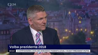 Jiří Hynek setřel globalistu Hilšera