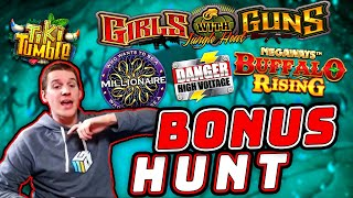 Bonus Hunt Results 26-04-19 - 12 Slot Features