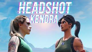 KENDRA - HEADSHOT - FUNK DE FORTNITE