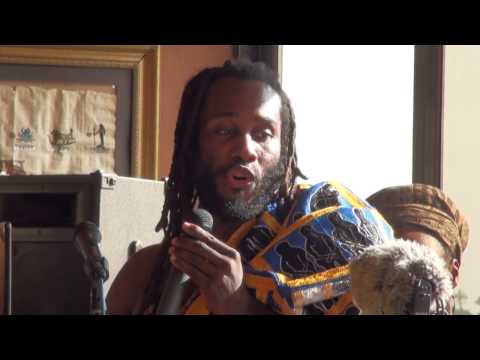 Dr Obadele Kambon: Afrikan=Black Lives Matter (not the movement)
