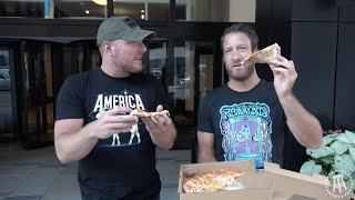 Barstool Pizza Review - Napolese (Indianapolis, IN) With Special Guest Pat McAfee