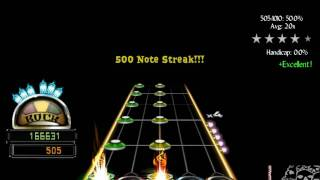 Boys Like Girls - The Great Escape - Guitar Hero Custom Song
